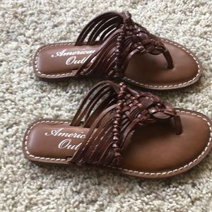 American Eagle Outfitters Shoes - Super cute size 6 American Eagle sandals